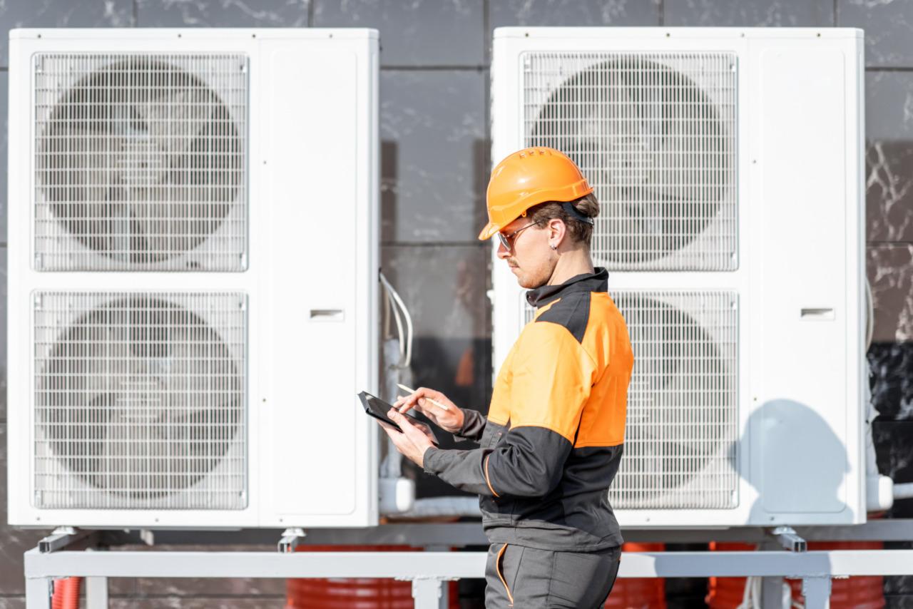 sostituzione impianto climatizzazione - intervento trainante