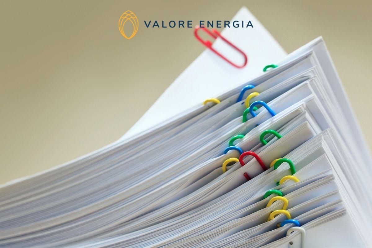 Documenti Ecobonus: quali sono quelli necessari alla cessione del credito?