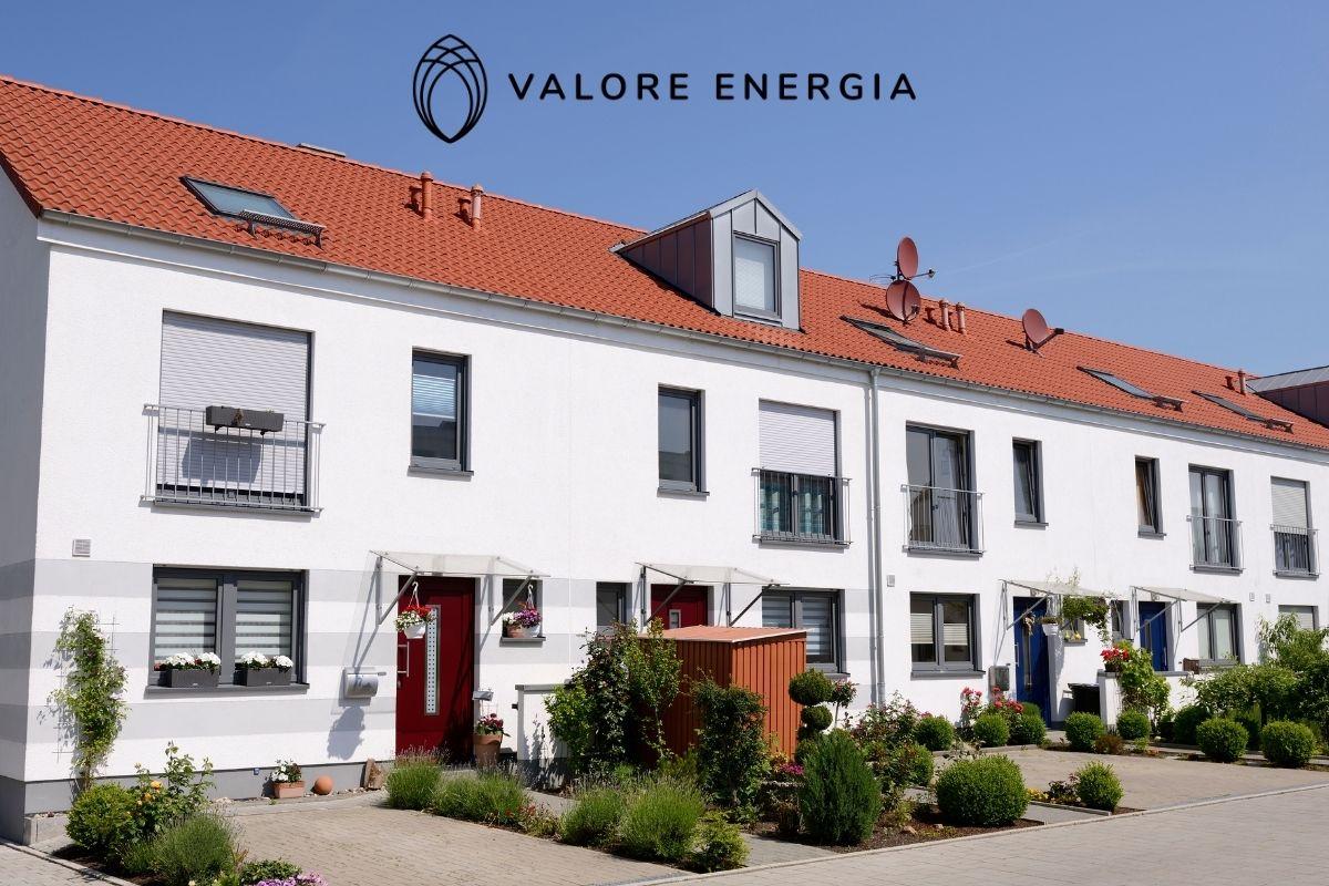 Ecobonus 110% villette a schiera: requisiti e chiarimenti dall'Agenzia delle Entrate