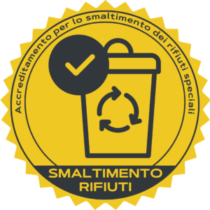 Accreditamento per Smaltimento Rifiuti