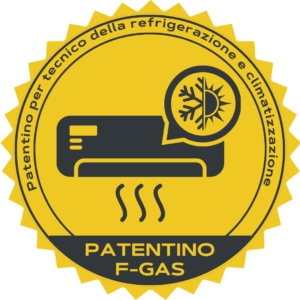 Patentino F-gas