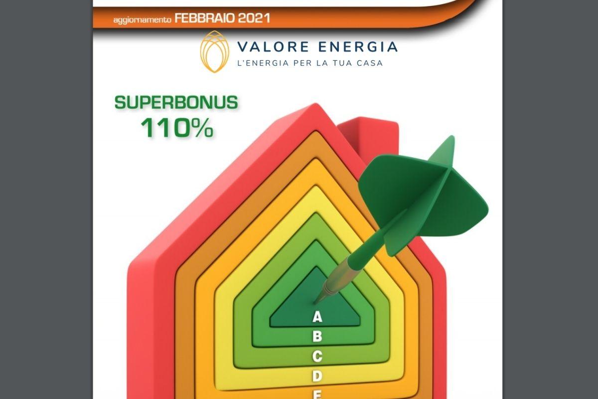 Superbonus 2021: pubblicata la guida aggiornata a febbraio dell'AdE