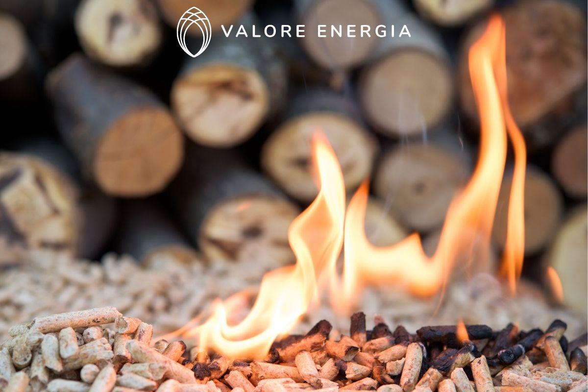Caldaia a Biomassa: come funziona e cosa brucia?